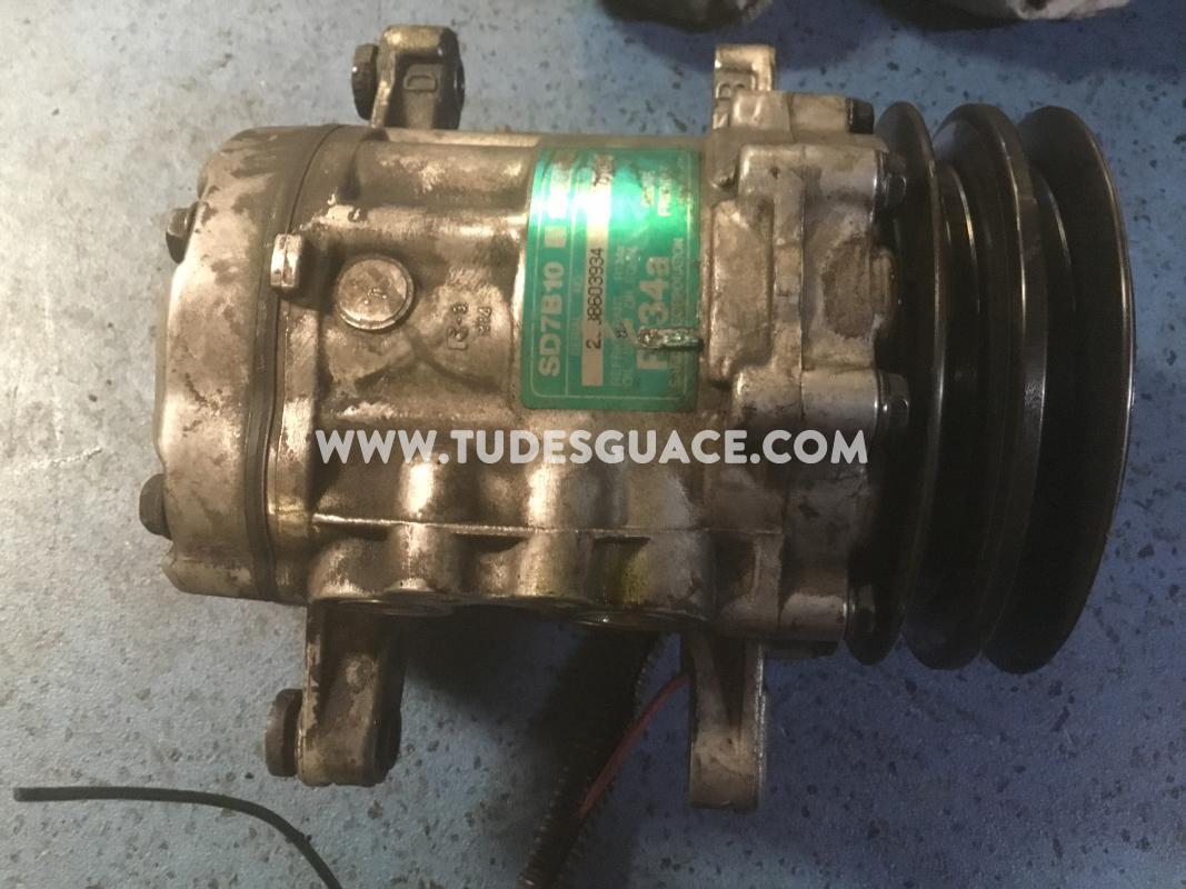 Tudesguace com compresor aire acondicionado 7170 opel for Gimnasio 02 granada precio