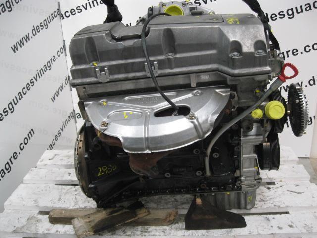Motores Mercedes Benz Clase C (W202) de segunda mano  Ahora